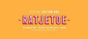 Ratjetoe (+ Silent disco!) @ Rederij de Vrijheid