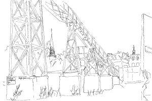 Sketchcrawl op GOUDasfalt @ GOUDasfalt
