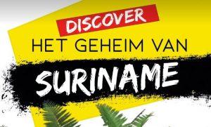 Het Geheim van Suriname - De Surinaamse keuken op reis @ GOUDasfalt