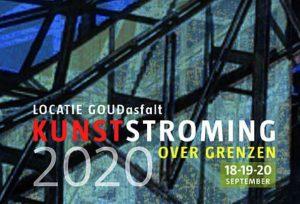 Afgelast: KUNSTSTROMING 2020 @ GOUDasfalt