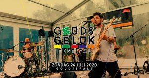 Gouds Geluk Festival: Muziek, theater, kleinkunst en cultuur @ GOUDasfalt